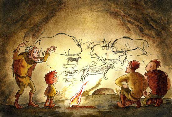 Prehistoire : Tous Les Messages Sur Prehistoire - Page 2 intérieur Dessin De La Préhistoire A Imprimer