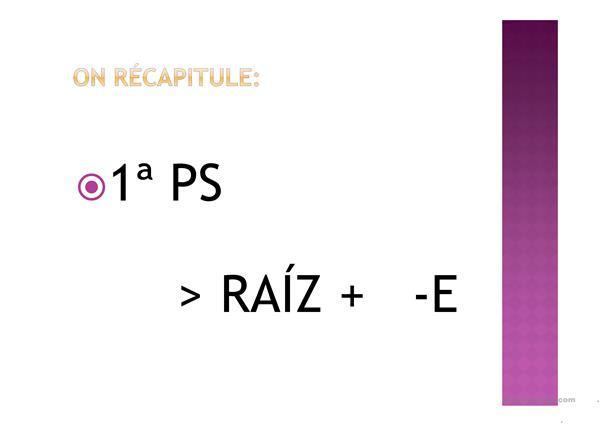 Présent De L'Indicatif - Français Fle Powerpoints tout Pr?Sent De L'Indicatif
