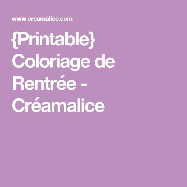 {Printable} Coloriage De Rentrée | Boite Cadeau, Coloriage encequiconcerne Boite De Coloriage