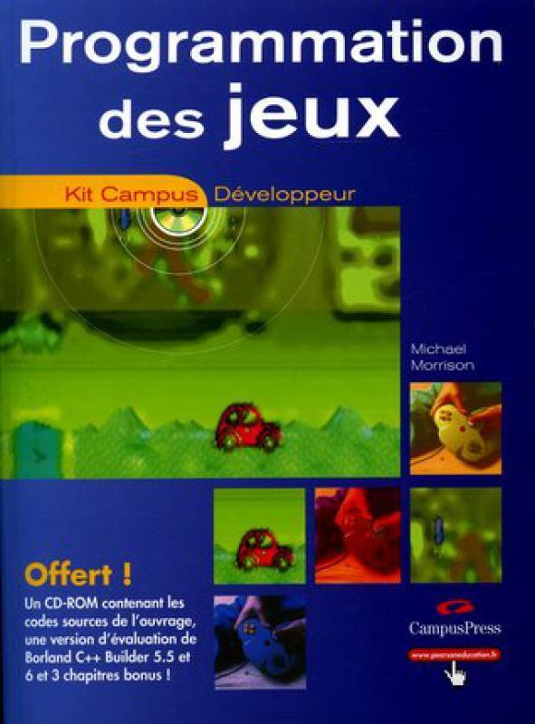 Programmation Des Jeux - M. Morrison - Librairie Eyrolles avec Arts Plastiques Programmation Techniques