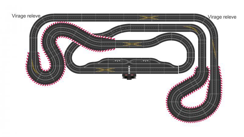 Projet D'Extension Carrera D132 - Franceslotforum destiné Ecrire Une Lettre Au Pere Noel 2020