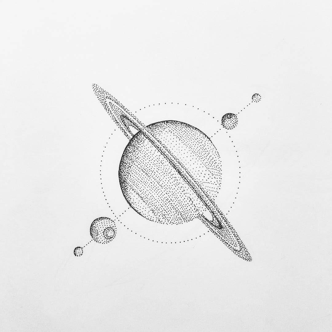 Provocative Planet. … | Tatuaje De Saturno, Tatuaje De serapportantà Dessin Uranus
