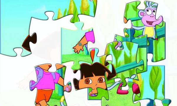 Puzzle Gratuit Dora - Stepindance.fr concernant Jeu De Dora Gratuit