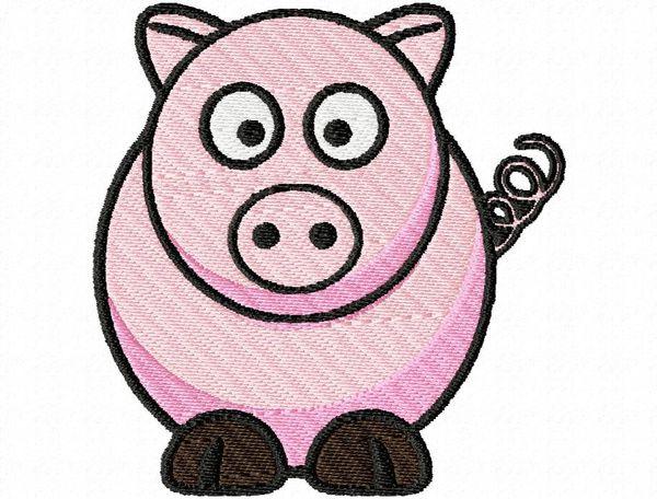 Quel Beau Cochoncelui Là! - Page 24 - Supertoinette concernant Dessin Petit Cochon
