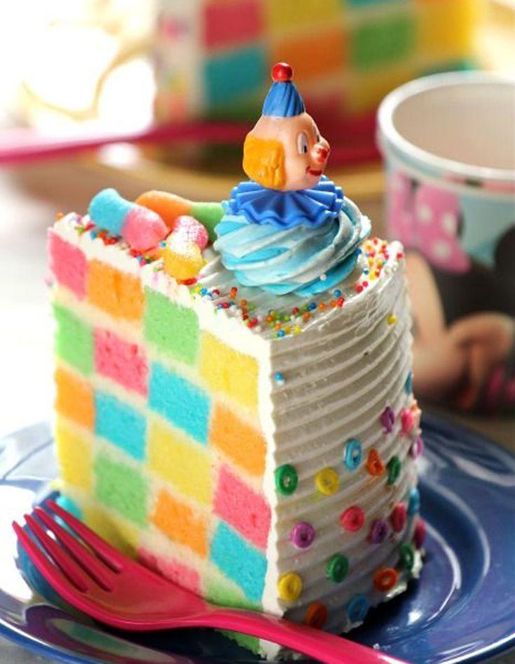 Rainbow Cake Damier | Gâteau Damier, Cuisiner Avec Des à Cuisiner Avec Des Enfants