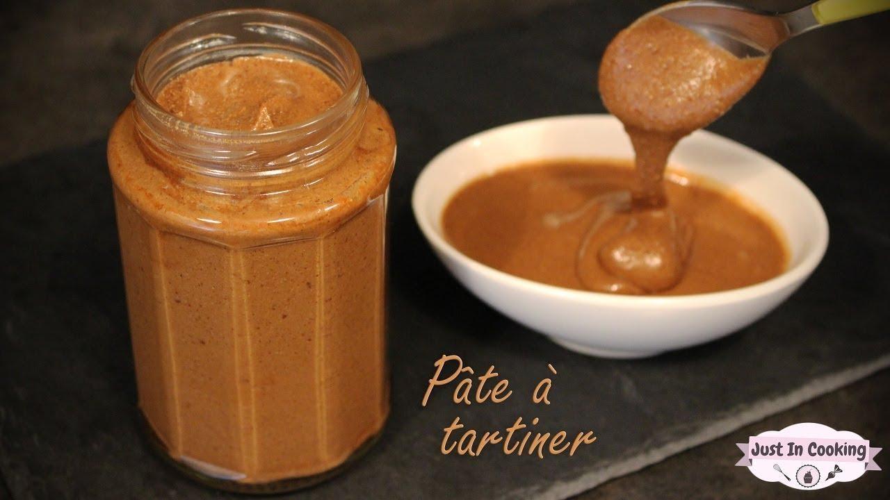 Recette De Pâte À Tartiner Ou Nutella Maison - avec Recette Chamallow Maison