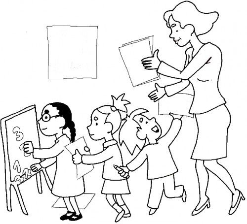 Rentree Maternelle Coloriage - Recherche Google | Free Hd tout Coloriage Rentr?E Maternelle
