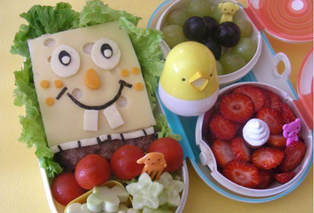 Repas Aux Formes Amusantes | Cuisiner Avec Des Enfants avec Cuisiner Avec Des Enfants