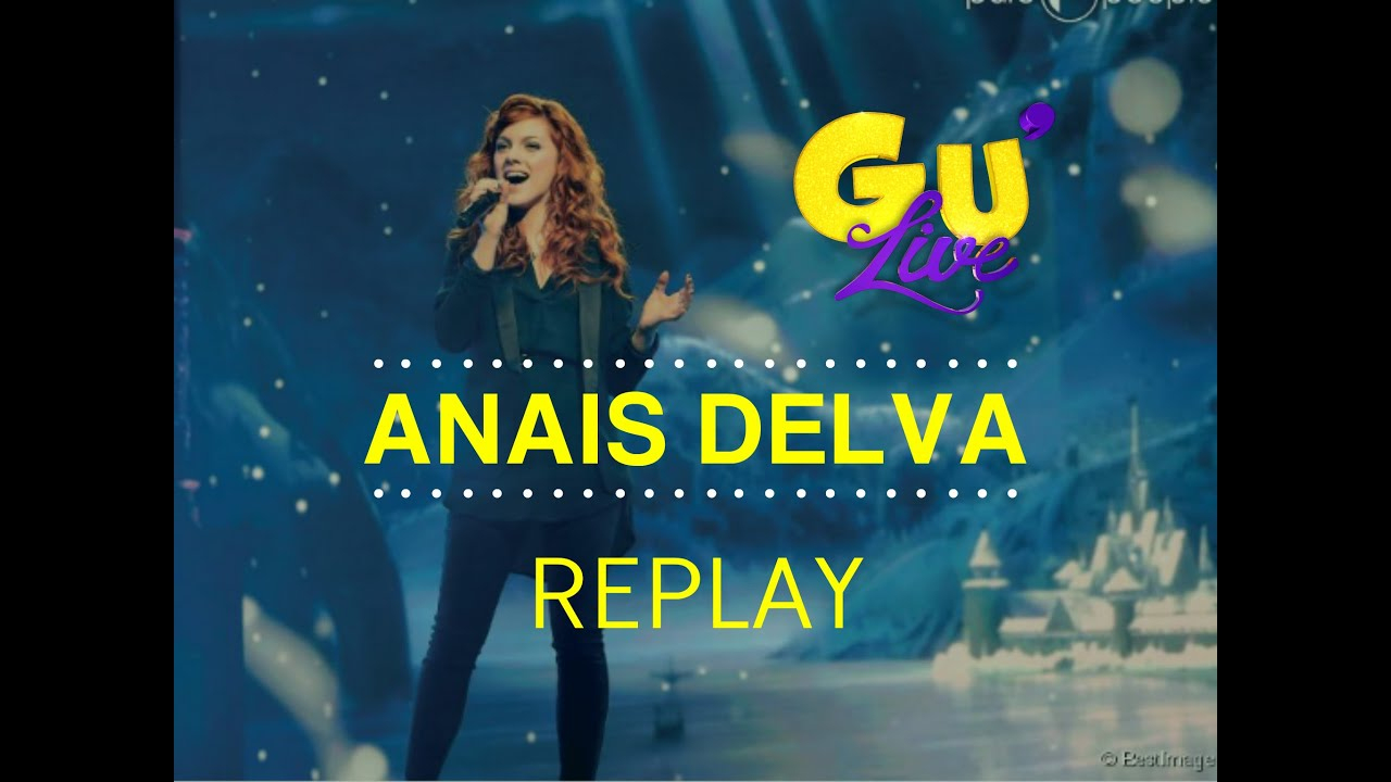 Replay / Anais Delva (La Reine Des Neiges) - tout Gulli Good
