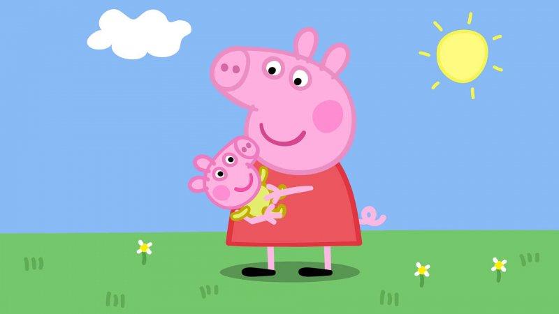 Replay Peppa Pig, Peppa Pig Tous À La Piscine ! Du France 5 intérieur Peppa Pig A La Piscine