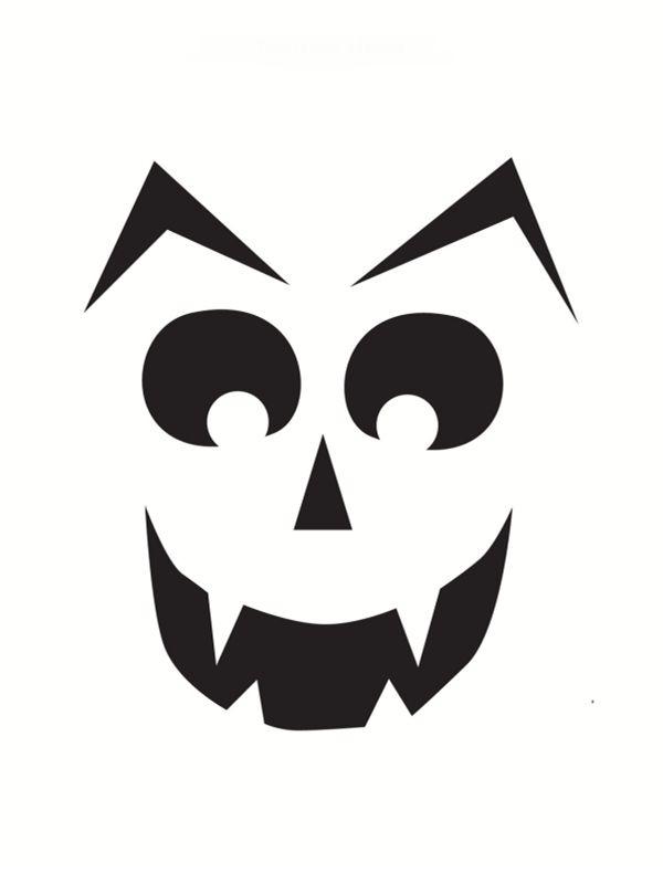 """Résultat De Recherche D'Images Pour """"Pochoir Citrouille concernant Modele Dessin Halloween"""
