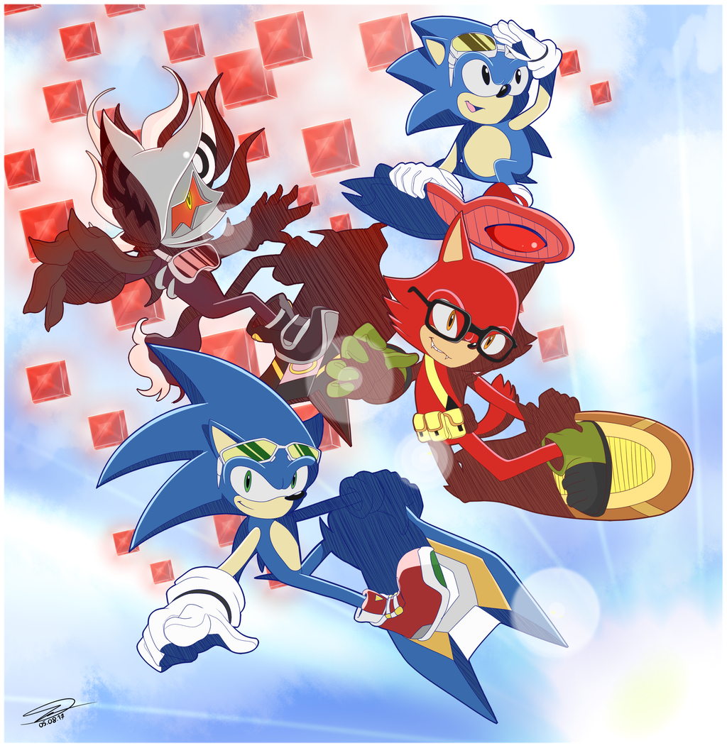"""Résultat De Recherche D'Images Pour """"Sonic Forces Infinite pour Jeux Bonbon Boy"""