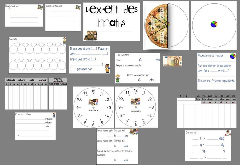 Rituel De Maths - L'Expert Des Maths | Mathématiques dedans Chaque Jour Compte Rituel Anglais Cm