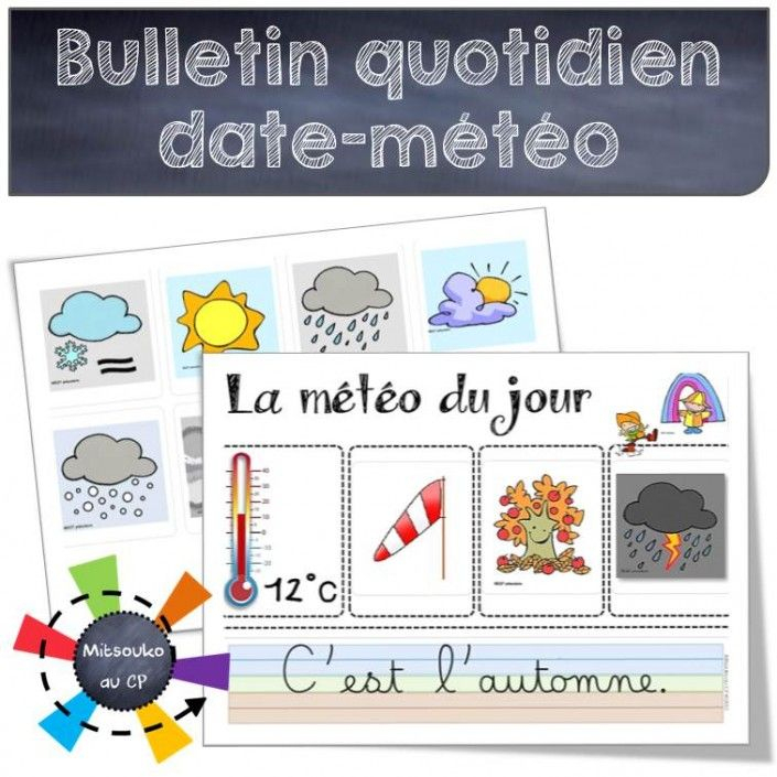 Rituel Du Bulletin Quotidien - Frans serapportantà Chaque Jour Compte Rituel Anglais Cm
