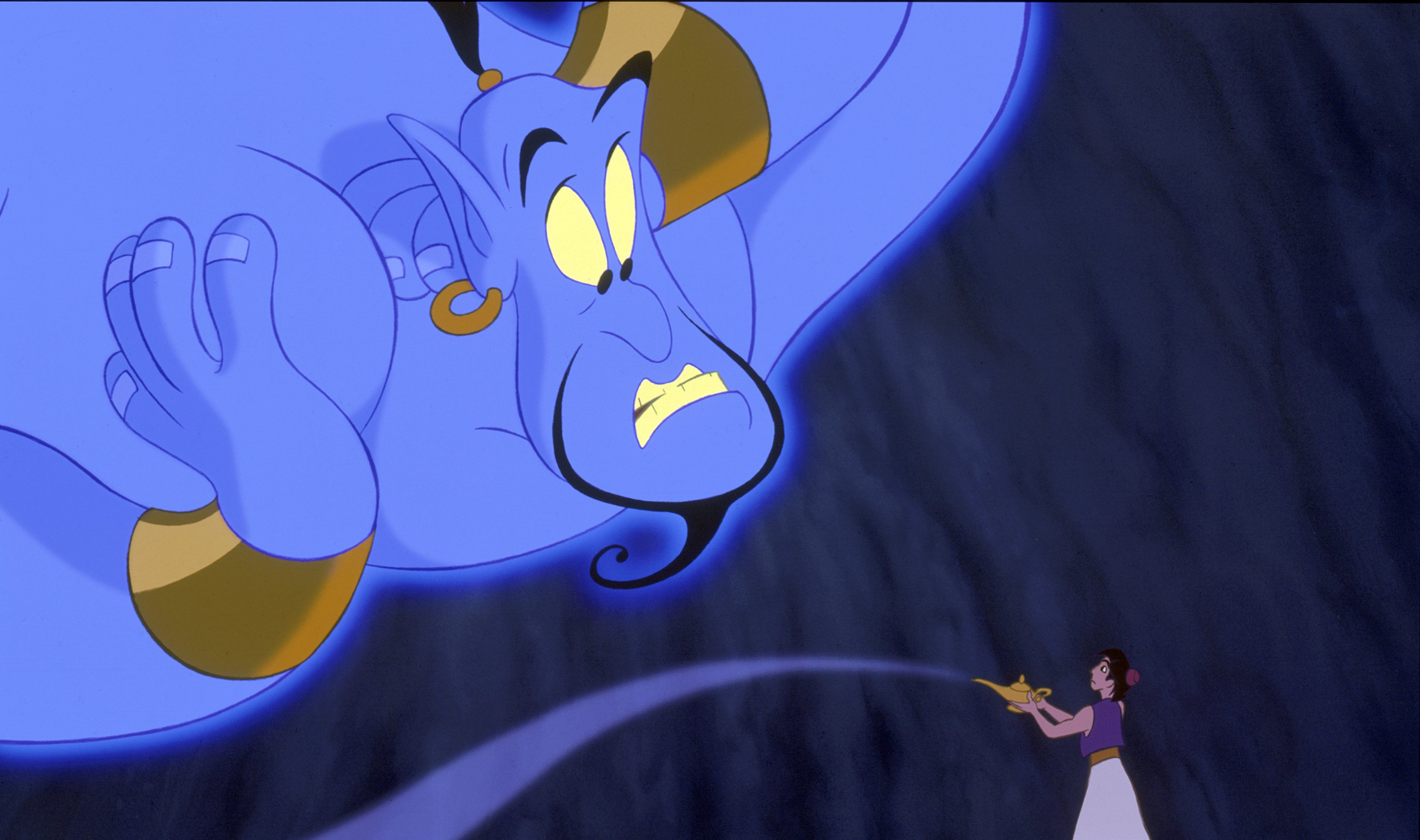 Robin Williams' Will Prevents Aladdin Sequel | Flickreel serapportantà Génie D Aladin
