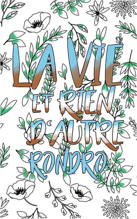 Rondro Est Formidable. Le Livre Personnalisé De Coloriage avec Livre Coloriage Personnalisé