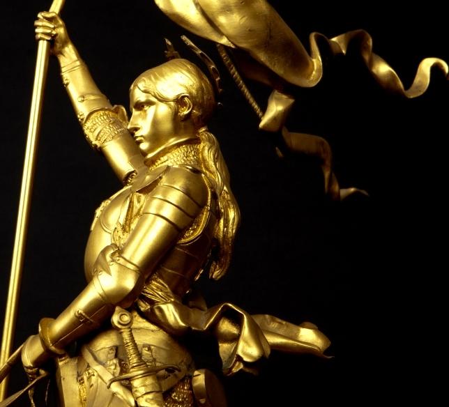 Saint Joan – The World Is Quiet Here concernant Dessin Magique Ste Jeanne D'Arc