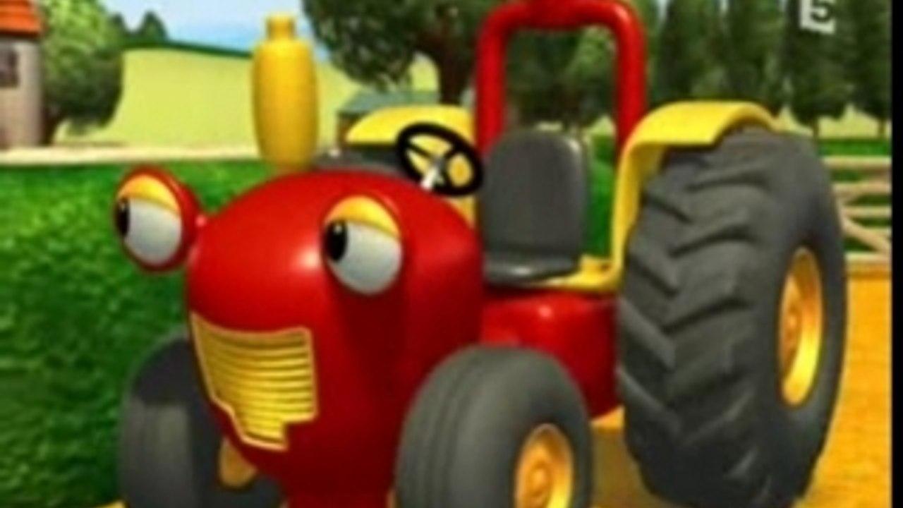 Sam Le Tracteur Dessin Anime – Tracteur Agricole pour Dessin Tracteur Tom