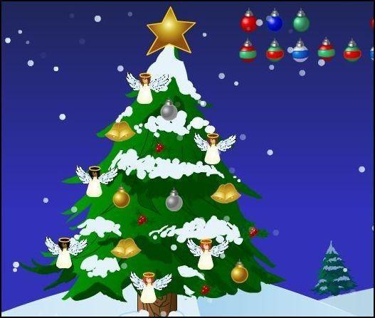 Sapin De Noel avec Décoration De Noel À Imprimer