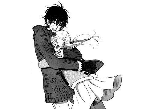 Scan Du Mangas : Tonari No Kaibutsu-Kun | Couple Anime destiné Dessin D Amitié