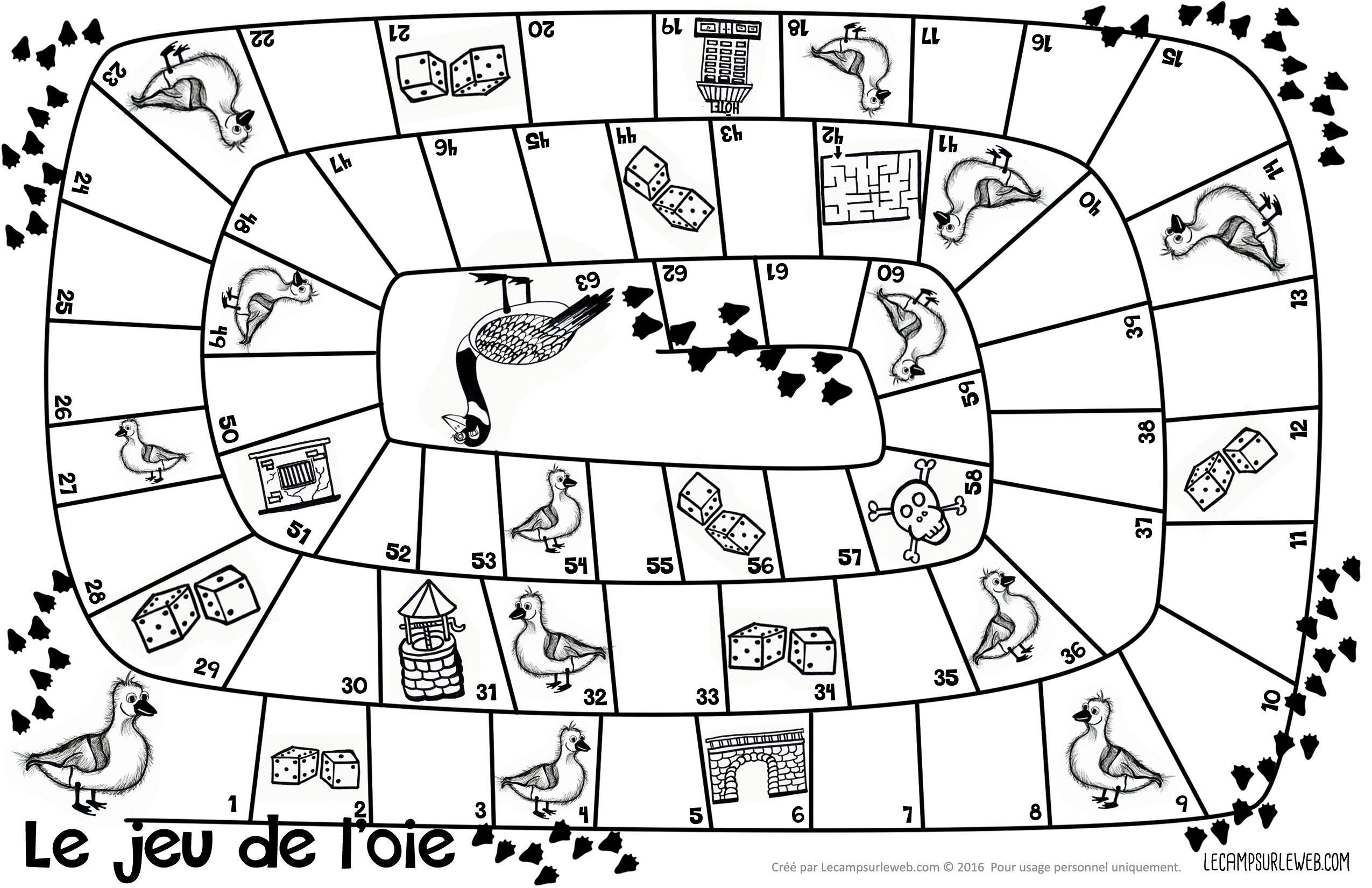 See Original Image | Jeu De L'Oie, Jeux Coloriage, Jeux De Logique destiné Jeux De Coloriage