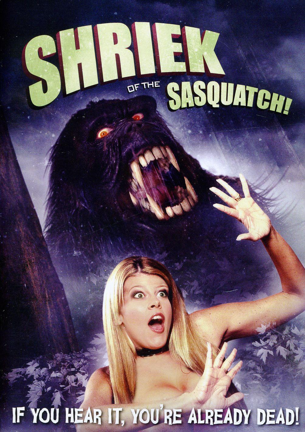 """Shriek Of The Sasquatch! - Film (2011) - Senscritique pour Source: .Kw""""    """"Senscritique"""""""""""