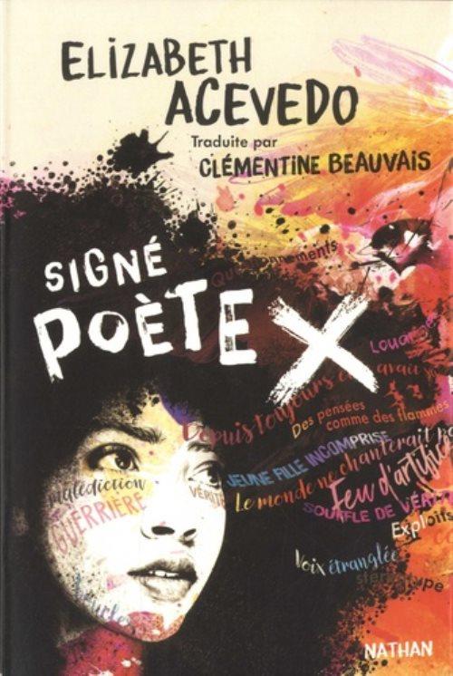 Signé Poète X, Acevedo, Elizabeth, Librairie La Page intérieur Poete-Bd
