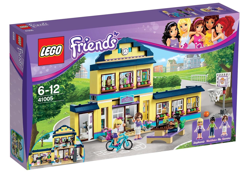 Skavileka.se: Följ Med Till Skolan Med Lego Friends tout Ecole Lego Friends