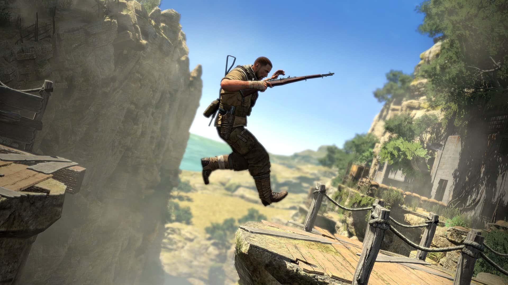 Sniper Elite 3 Pc Version Complete Télécharger Gratuit pour Jeux De Superman Gratuit