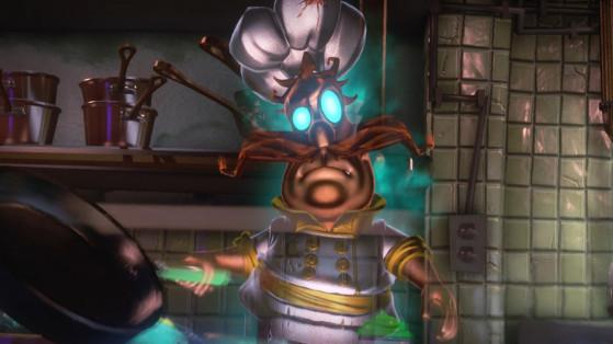 Soluce Luigi'S Mansion 3, Étage 2 : Mezzanine - Millenium à Coloriage Luigi Mansion 3 Fantome