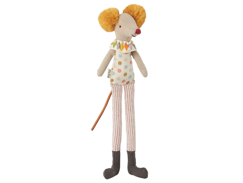 Souris Maileg : Clown - Eveil/Les Poupées Et Figurines intérieur Clowns Etoile
