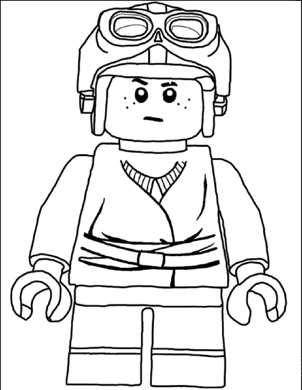 Star-Wars-Lego-Coloring-Page | | Bestappsforkids dedans Star Wars Dessin À Colorier