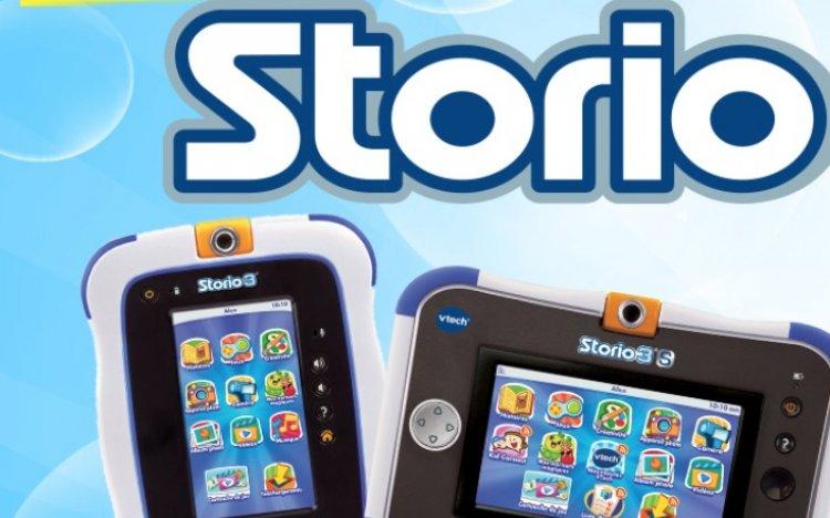 Storio 2 - Storio 3 Noël 2014 : 20€ Remboursés concernant Storio
