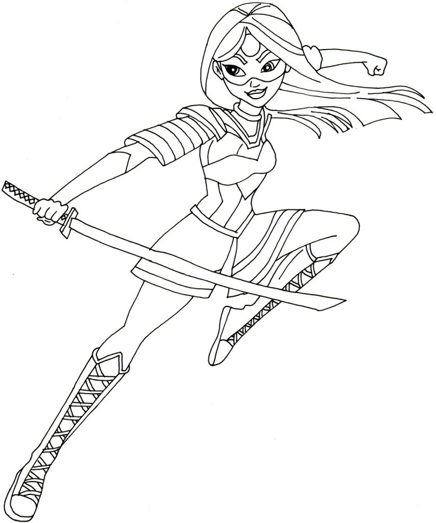 Suicide Squad Coloring Pages - Best Coloring Pages For Kids concernant Coloriage Harley Quinn Suicid Squad