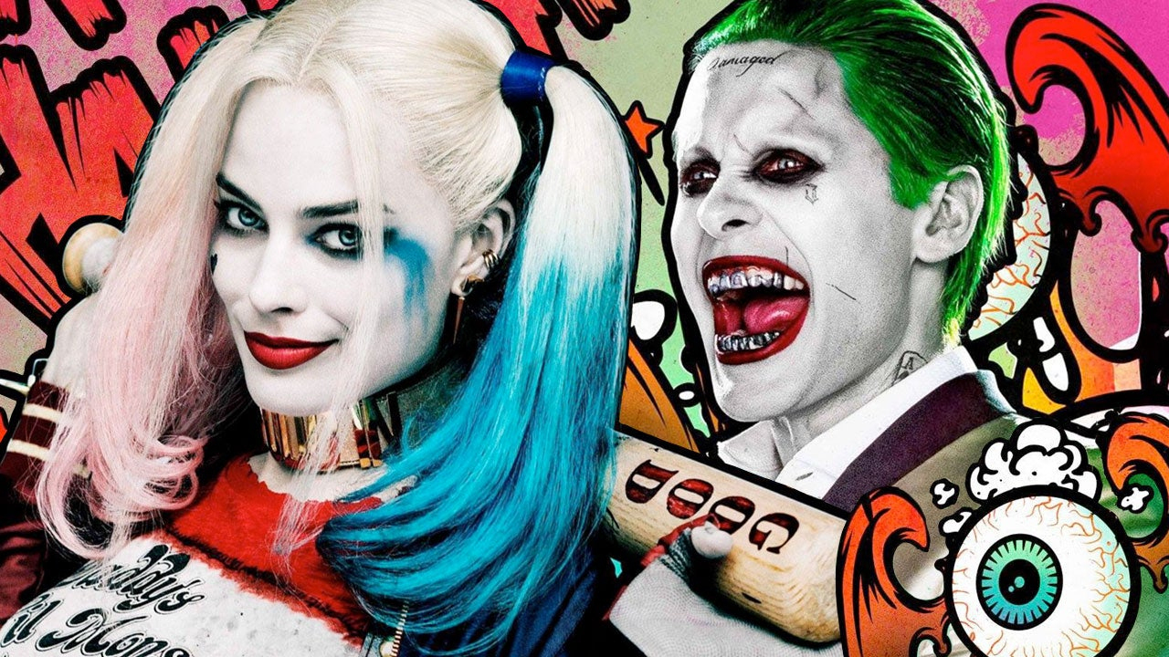Suicide Squad: Margot Robbie And Costume Designer Kate serapportantà Coloriage Harley Quinn Suicid Squad