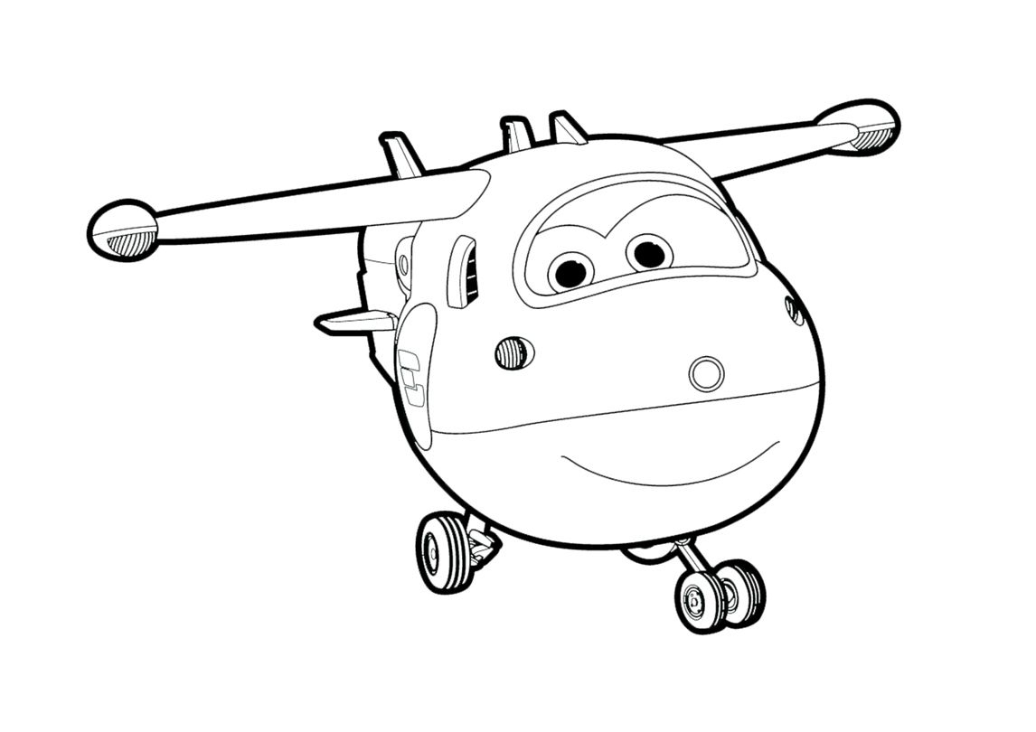 Super Wings Coloring Pages To Download And Print For Free avec Coloriage Super Wings A Imprimer Gratuit