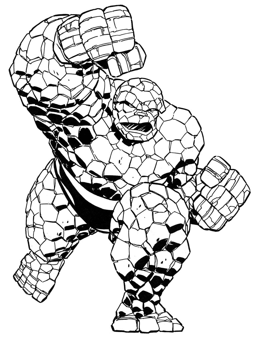 Superhero Coloring Pages - Best Coloring Pages For Kids dedans Coloriage Super Hero