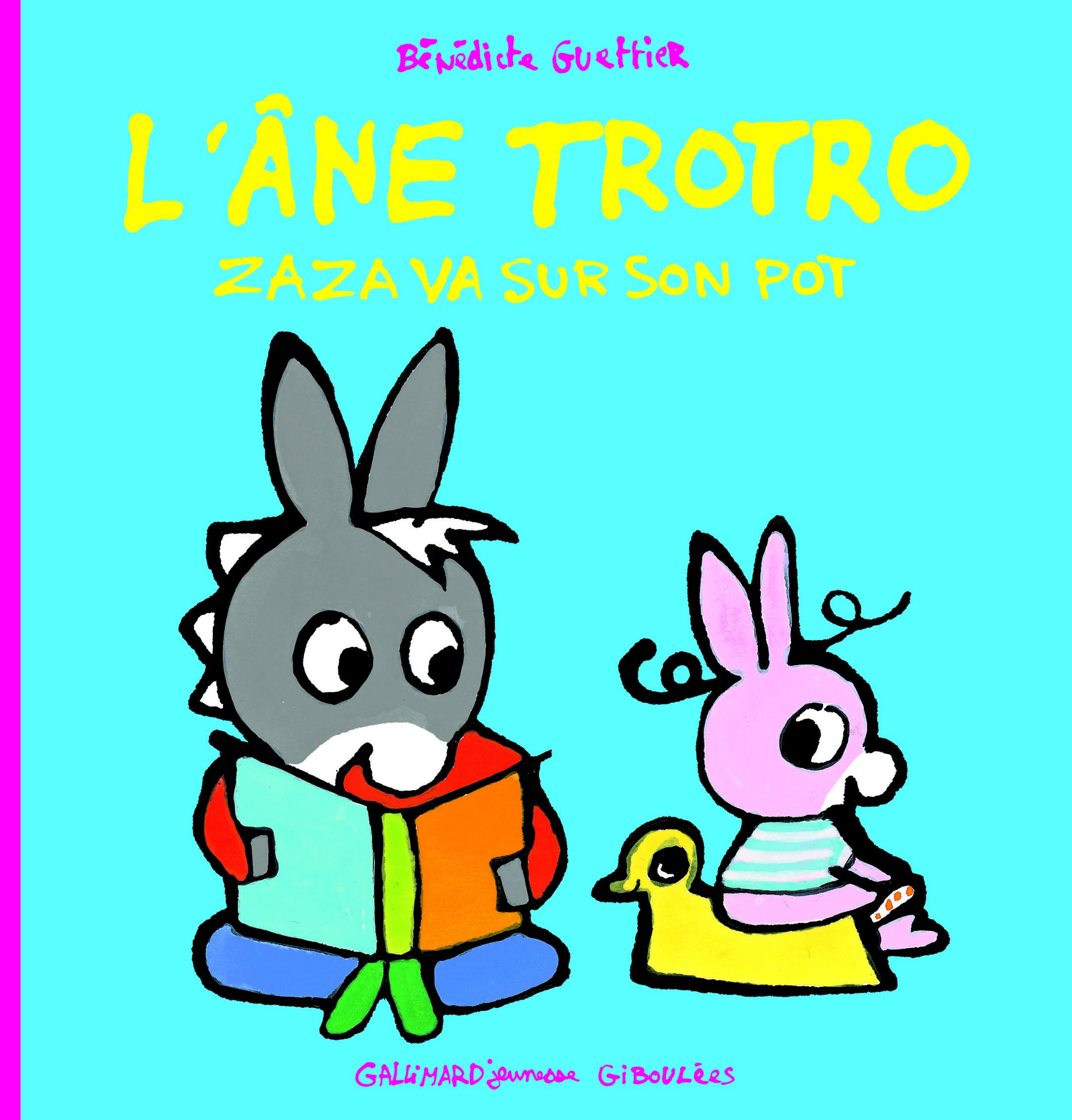 Sur Le Pot Comme Trotro | Clair De Plume concernant Trotro Rigolo
