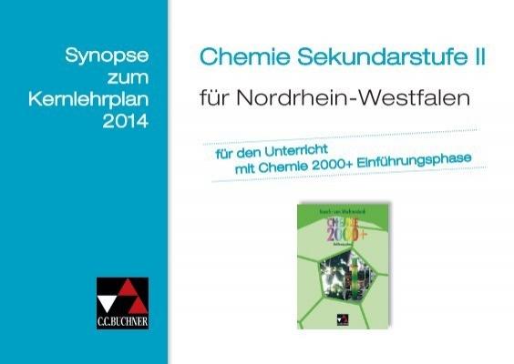 Synopse Zum Kernlehrplan Nrw 2014 - C.c. Buchner avec Kernlehrplan