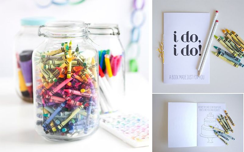 Table Des Enfants : Nos 10 Idées Coup De Coeur | Table Des destiné Kit Coloriage Enfant