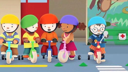Tchoupi À Lécole - Le Vélo Rouge Tout Neuf (Ep.5) (Hd tout Tchoupi A L'Ecole Saison 1 Telechargement