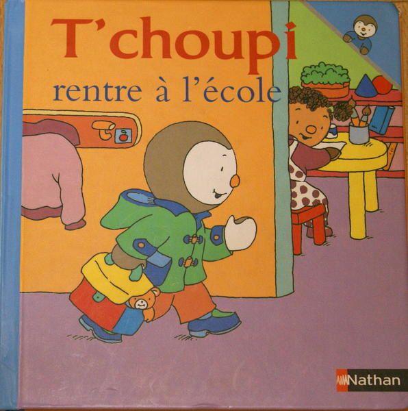 T'Choupi À L'École - Trendyyy destiné T'Choupi ? L'?Cole