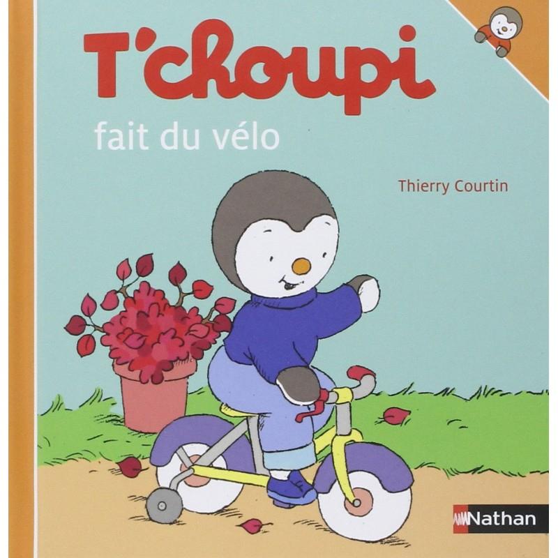T'Choupi Fait Du Vélo - Librairie Didactika concernant Tchoupi Velo