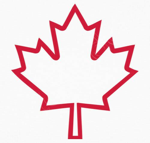 Tee-Shirt Canada Feuille D'Érable - 1089057 | Tostadora.fr pour Feuille D Erable Dessin