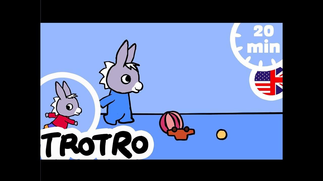 Télécharger Episode Lane Trotro avec Trotro A Un Beau Cartable