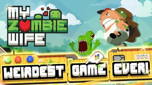 Télécharger Gratuit Code Triche My Zombie Wife Apk Mod avec Jeux De Zombie Qui Fait Peur