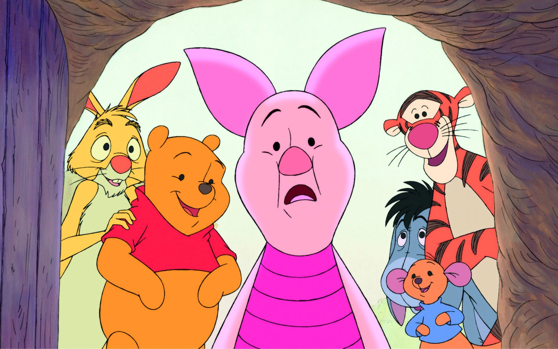 Ten Things You May Not Know About Piglet - Celebrations Press serapportantà Dessin Anim?