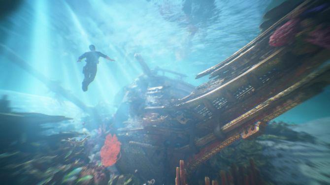 Test De Uncharted 4 : A Thief'S End (Ps4) - Jeux - Gameblog.fr destiné Jeux En Bois ?Nigme
