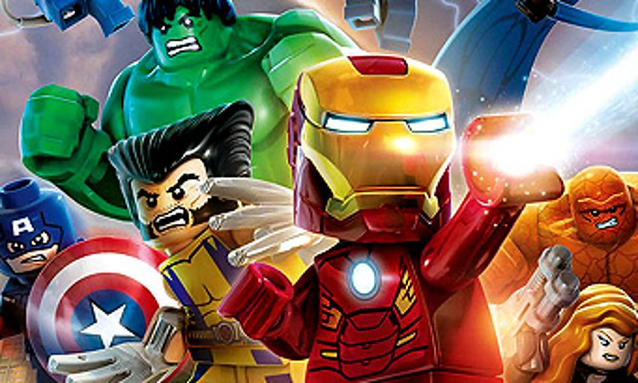 Test Lego Marvel Super Heroes Sur Ps4 encequiconcerne Super Héros Fille Marvel