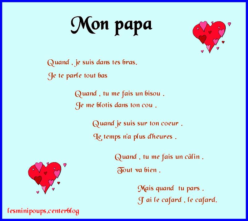 Texte Pour Papa Anniversaire - Jlfavero destiné Poeme Pour Papa